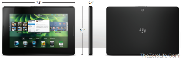 Blackberry-TabletPC-Playbook-Technical-Specifications (TheZeroLife.Com)