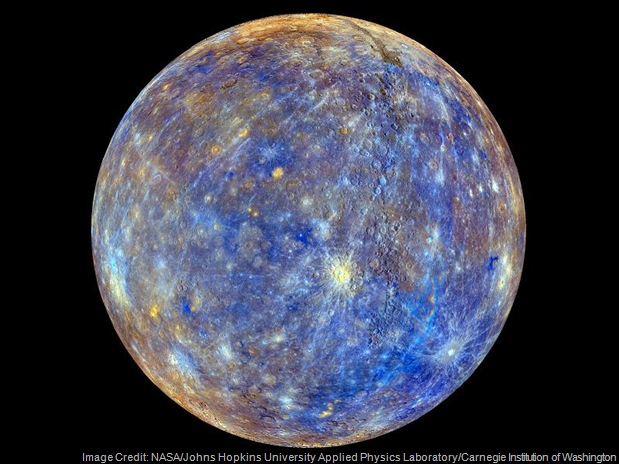 Colourful_Image_Of_Mercury_Showing_Chemical_Minerals_And_Rocks_Surface_(TheZeroLife.Com)