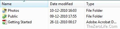 Dropbox Folders On PC (TheZeroLife.Com)