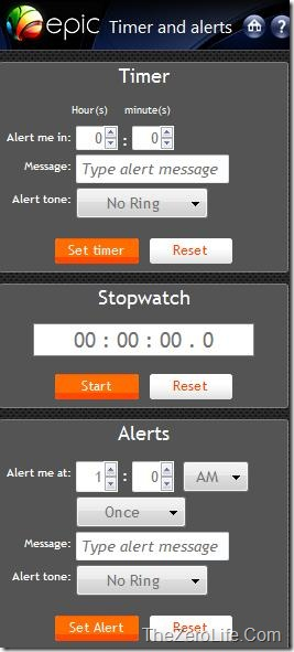 Epic_Browser_Timer_Alert_TheZeroLife