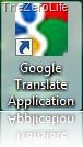 Google Translate Application