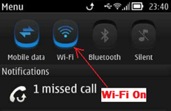 Nokia_Belle_Dropdown_Menu_Mobile-Data_WiFi_Bluetooth_Silent_Button_(TheZeroLife.Com)