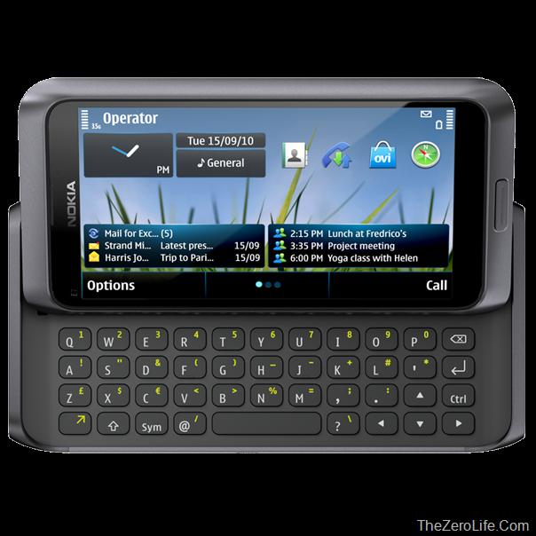 Nokia_e7_dark_grey_black_front_slide_image_(TheZeroLife.Com)