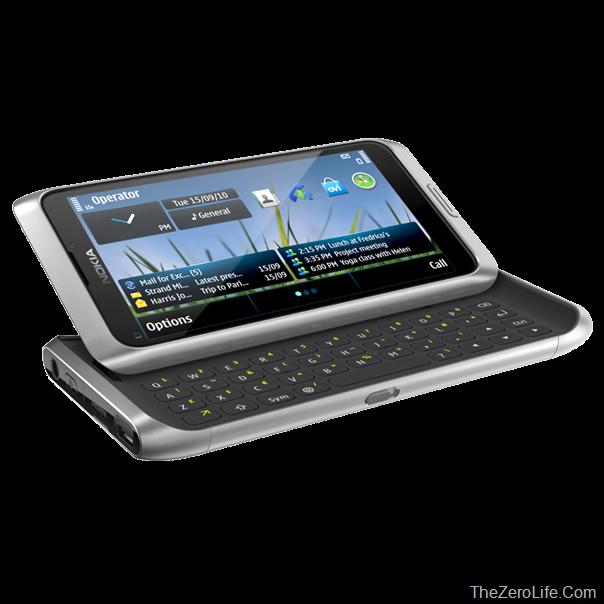 Nokia_e7_silver_white_front_left_slide_(TheZeroLife.Com)
