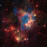 Superbubble in the Large Magellanic Cloud (LMC) NASA Image_ (TheZeroLife.Com)