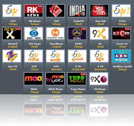 yupptv-chanels-list